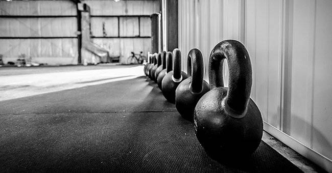 Gym Equipment Kettlebells