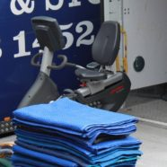 Gym Equipment Relocation Specialist